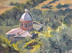 Sunlit Dome