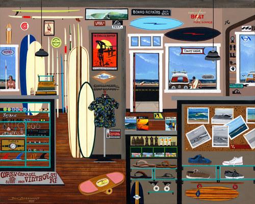 Vintage Surf Shop