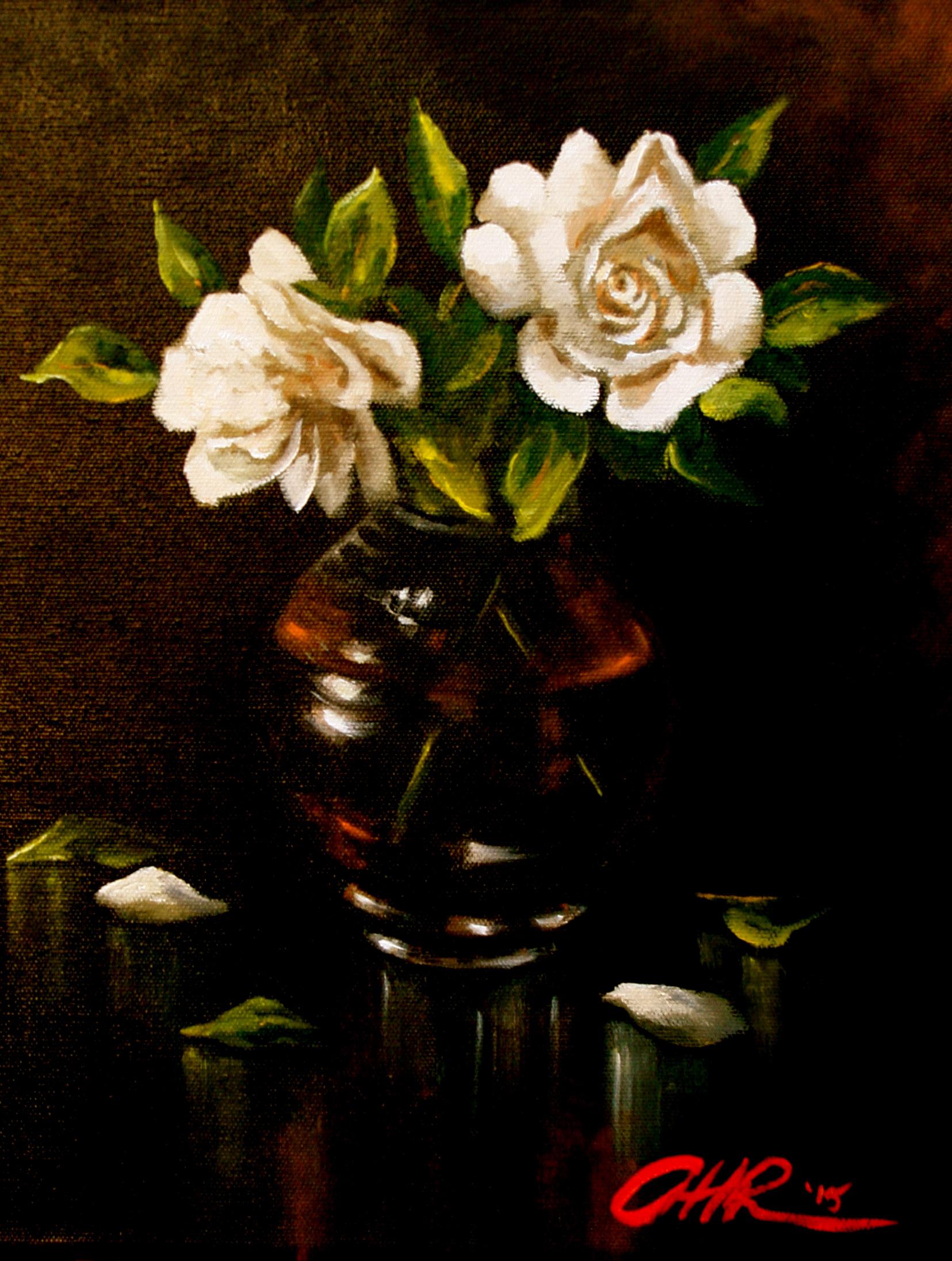 """""""Gardenias"""""""