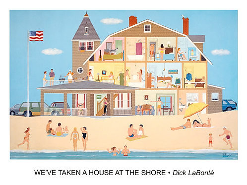 """We've Taken a House at the Shore"" (Favorite)"