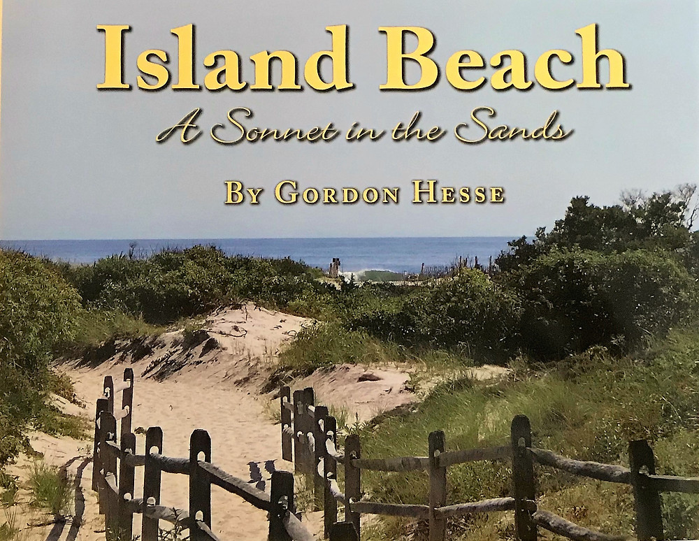 "Pick up your copy today! We are so excited to carry ""Island Beach - A Sonnet in the Sands"" by Gordon Hesse. Published by Jersey Shore Publications"