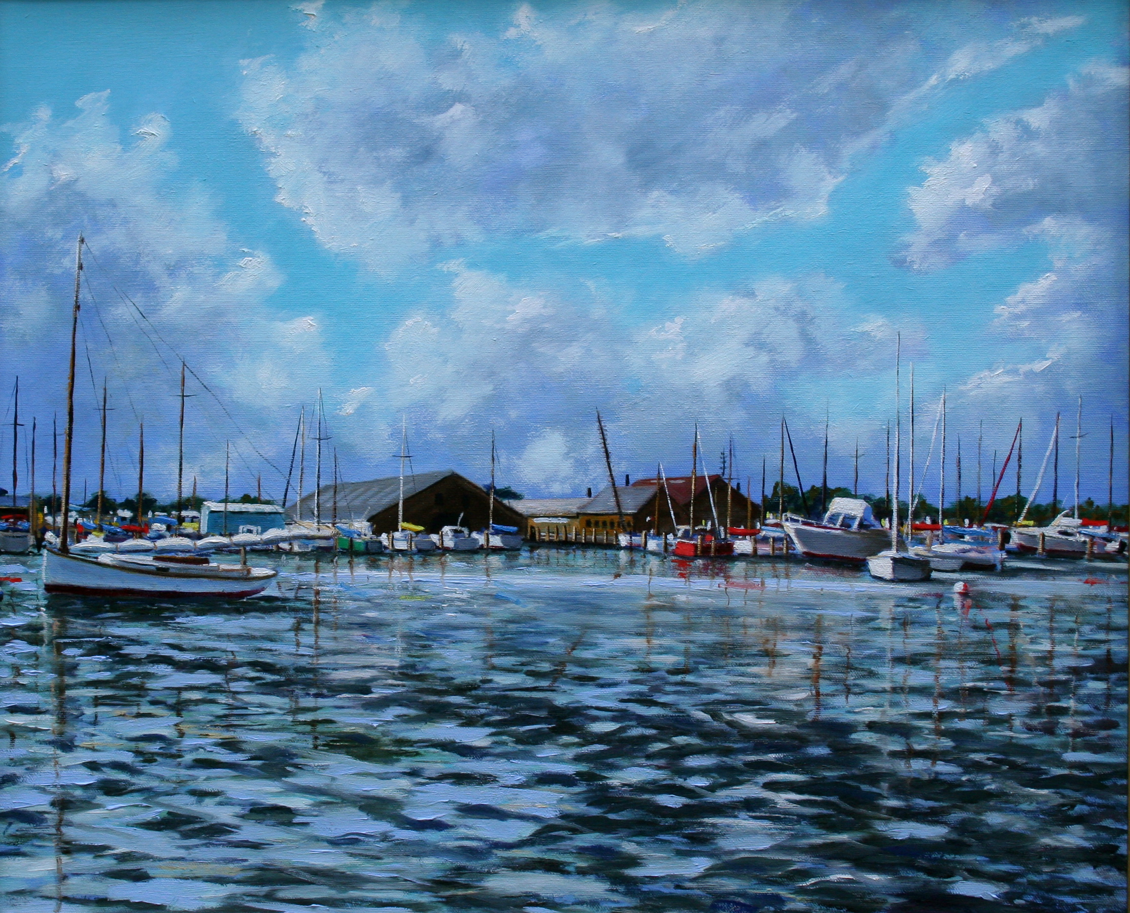 """Beaton's Boat Yard"""