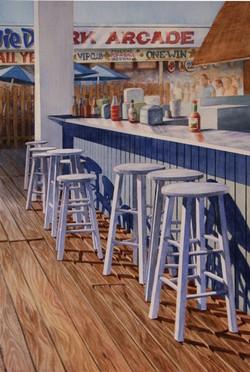 Boardwalk Counter