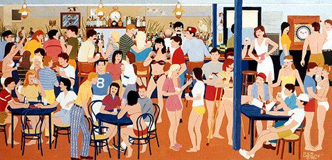 """""""The Bluffs Bar"""""""