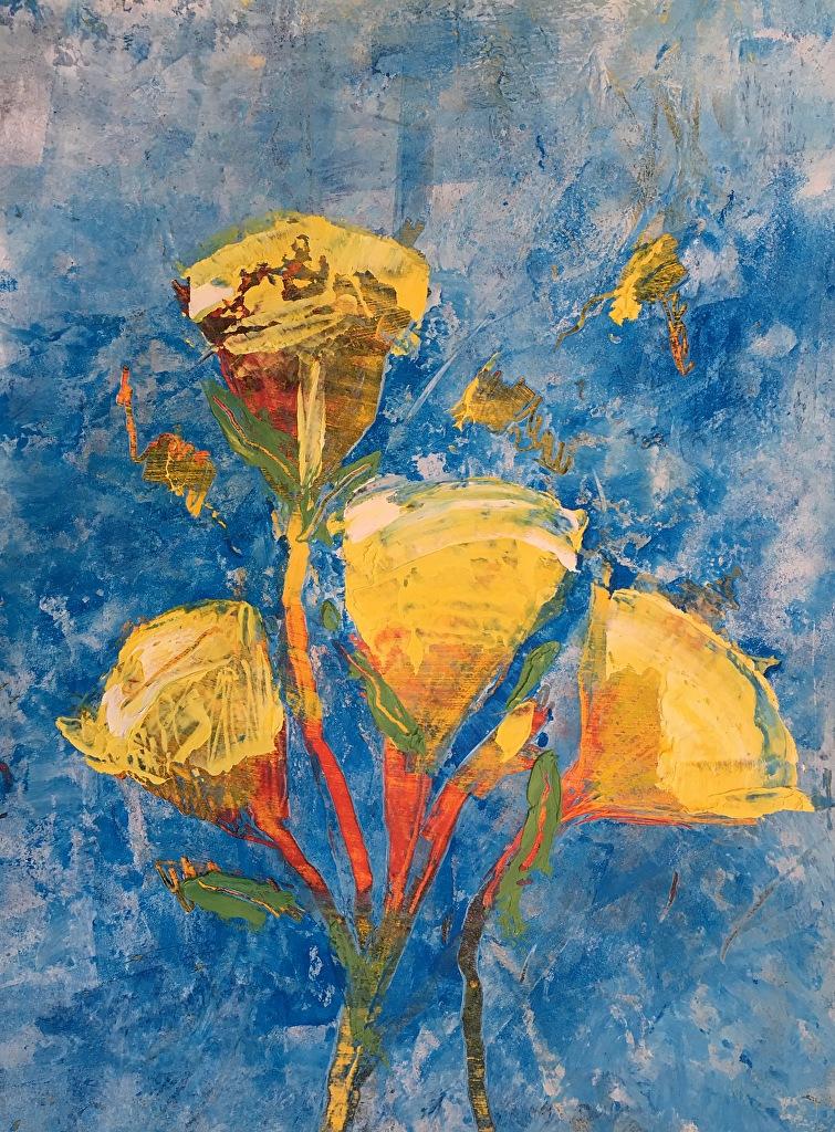 Flower POP Out II