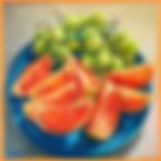 _Cava Cava Oranges_ 8x8 Oil Ann Hayes $2