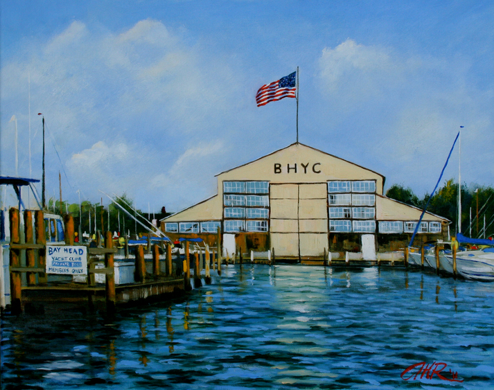 """Bay Head Boat Yard"""