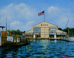 """Bay Head Boat Yard"""