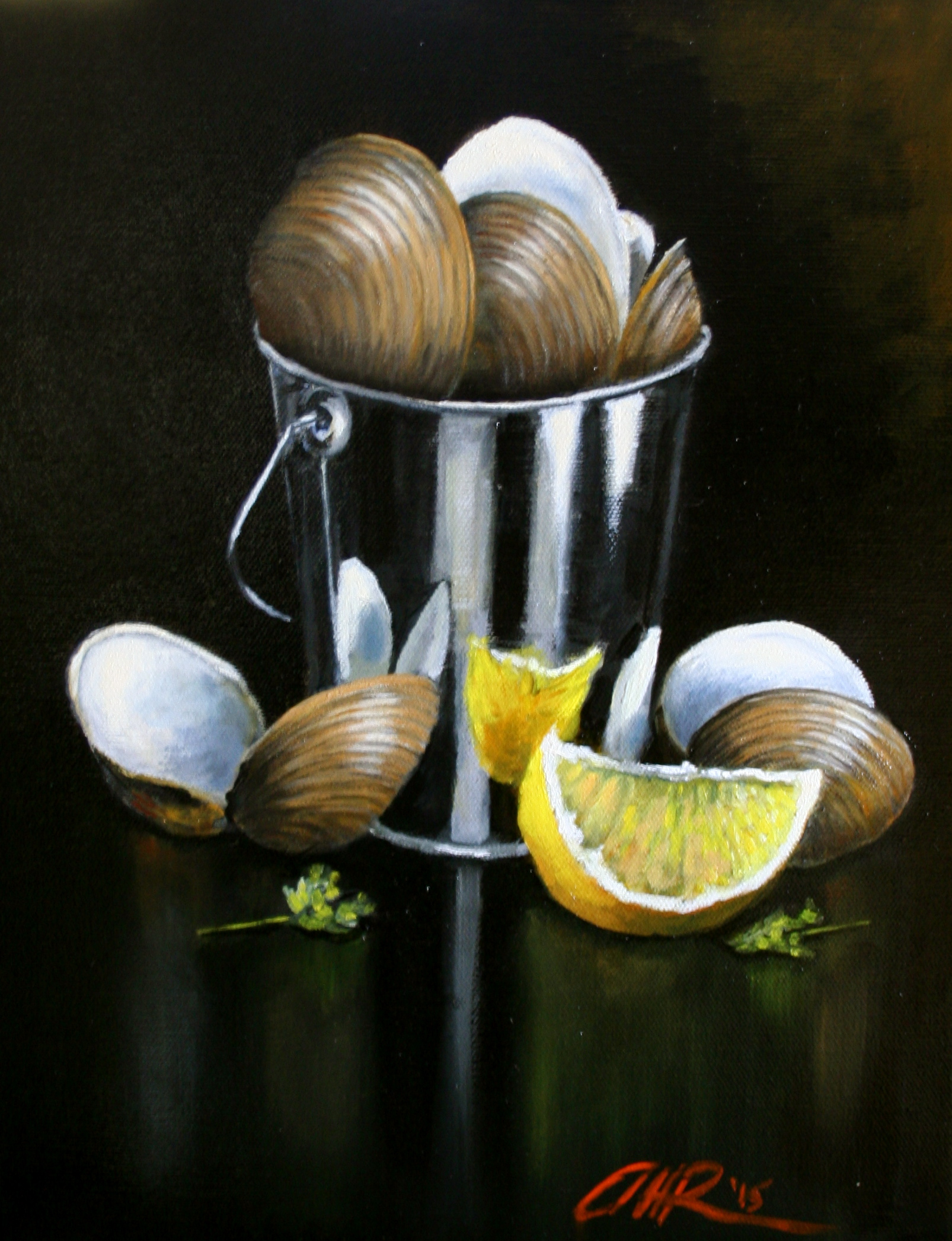 """Tin of Clams"""