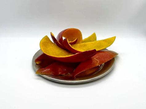 Mango Skin Syrup