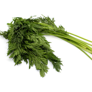 Carrot Leaf Syrup