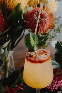 Passion Fruit Spritz
