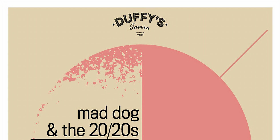 Mad Dog & the 20/20s's Last Show