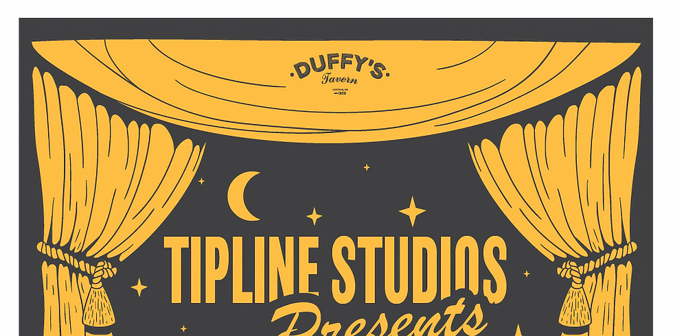 Comedy in the Backlot!  Tipline Studios Presents, the Laughter Hours Benefit Night