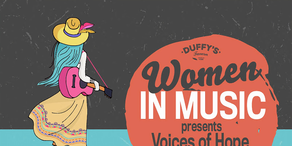 Women in Music: Voices of Hope Fundraiser
