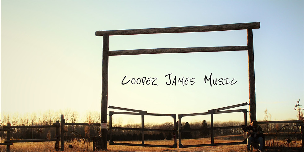An Evening with Cooper James