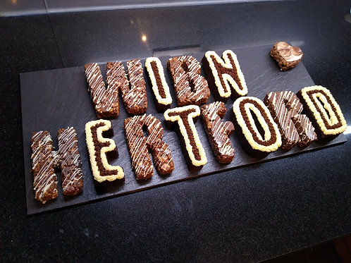 Personalised Cake Letters