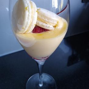 Recipe - Lemon Posset