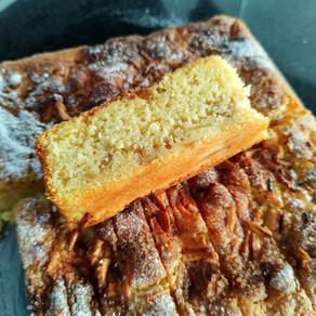 Recipe - Apple & Cinnamon Cake