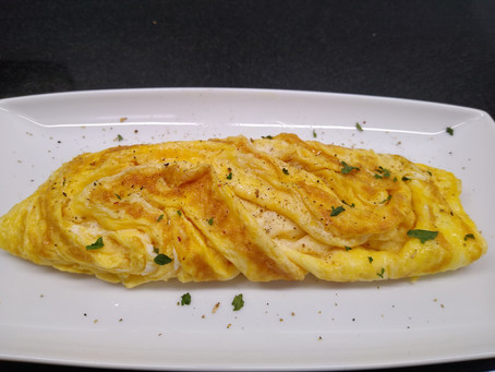 Recipe - Breakfast / lunch - Omelette