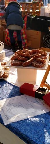 Hoddesdon loves Christmas dairy free spread