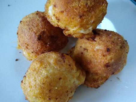 Recipe - Chorizo croquettes