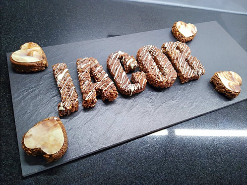 Rocky Road Letters and Numbers