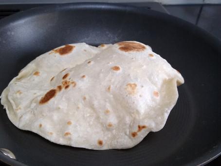 Recipe - Wrap