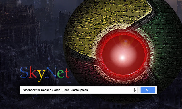 SkyNET is Coming...and its Name is Google