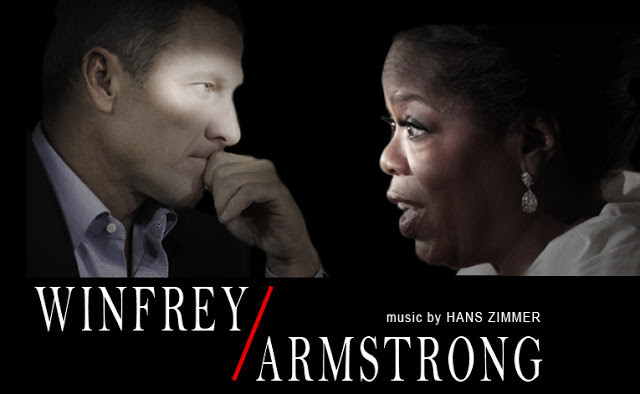 Winfrey vs Armstrong, Match of the Decade!