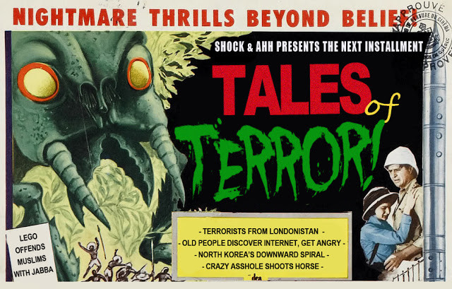 Tales of Terror! Offensive Lego, Crazy North Korea, and More!