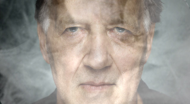 Trapped in a Sauna with Werner Herzog