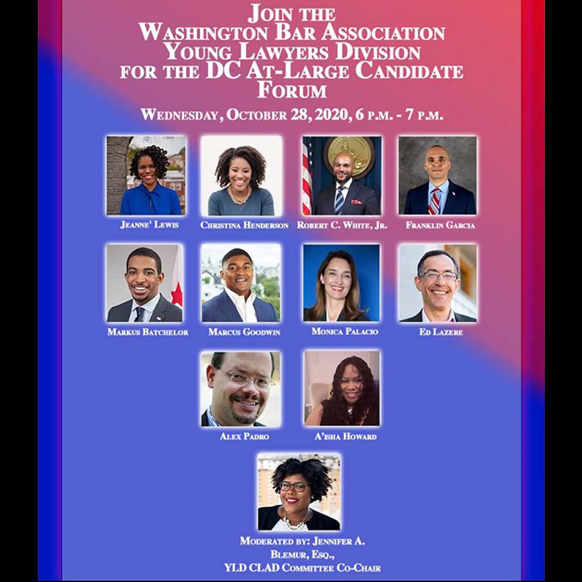 Washington Bar Association Forum