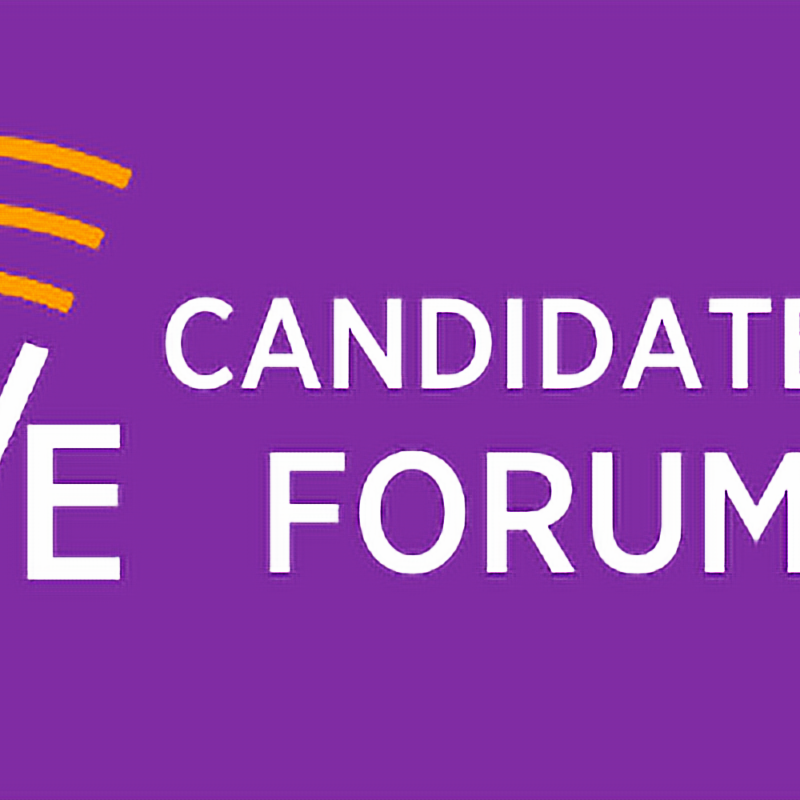 PAVE At-Large DC Council Candidates Forum