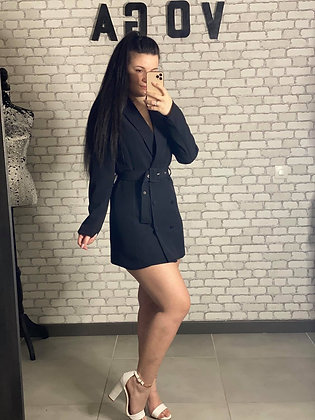 Robe Blazer noir
