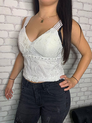 Crop Top Capucine
