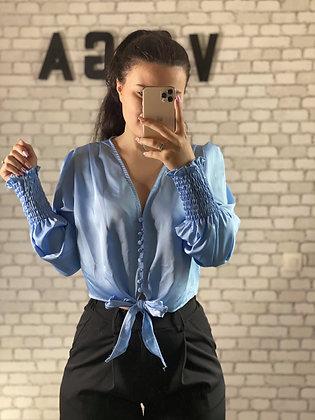 Haut Lina bleu