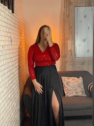 Jupe Victoria Noir