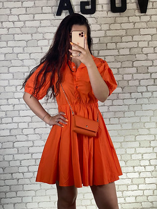 Robe Jane Orange