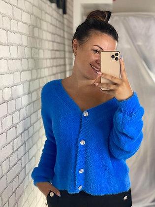 Haut Céline Bleu