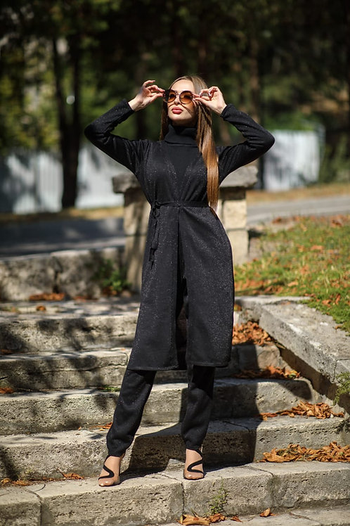 Cardi and Trouser Set