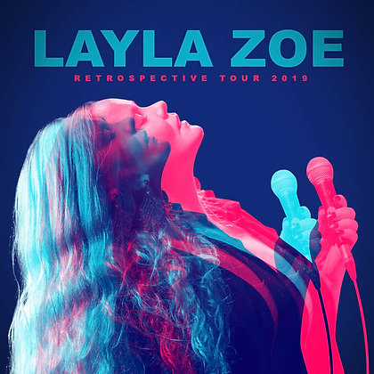 Retrospective Tour 2019 CD (double live album)