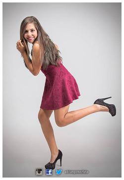 Facebook - Modelo: Sofi Perez Make UP & Hair: Carla Micaela Colignon PH: Adrián