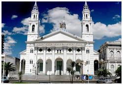 Facebook - ©Adrián Gómez  Catedral de Paraná  #AdrianGomezFoto #Catedral #Parana