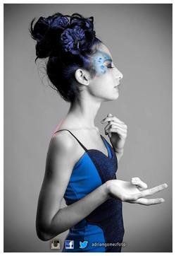 Facebook - Modelo:  Guille Tabia Make UP & Hair: Carla Micaela Colignon PH: Adri