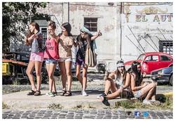Facebook - Modelos:  Guille Tabia y Amigas PH: Adrián Gómez - Estudio Fotográfic