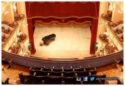 Facebook - ©Adrián Gómez  Teatro 3 de Febrero  #AdrianGomezFoto #Teatro3DeFebrer