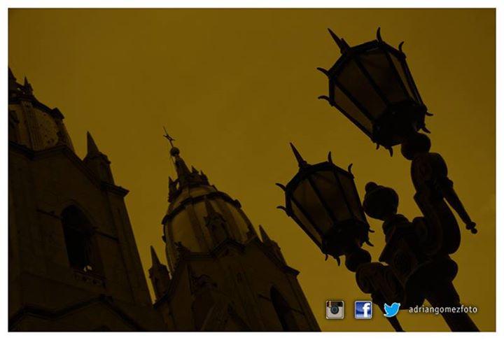Facebook - Iglesia San Miguel - ©Adrián Gómez  #AdrianGomezFoto #IglesiaSanMigue