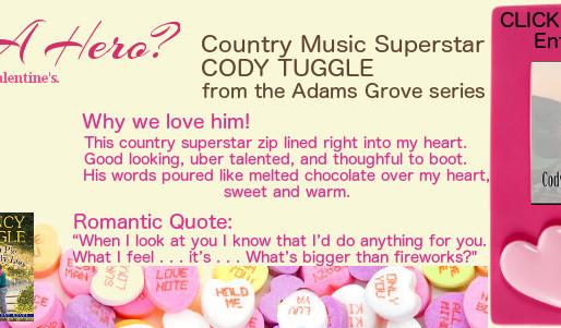 NEED A HERO? Cody Tuggle