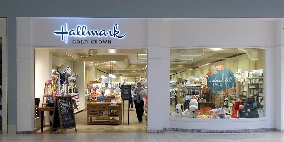 BOOK SIGNING: Hallmark, Daytona Beach, FL